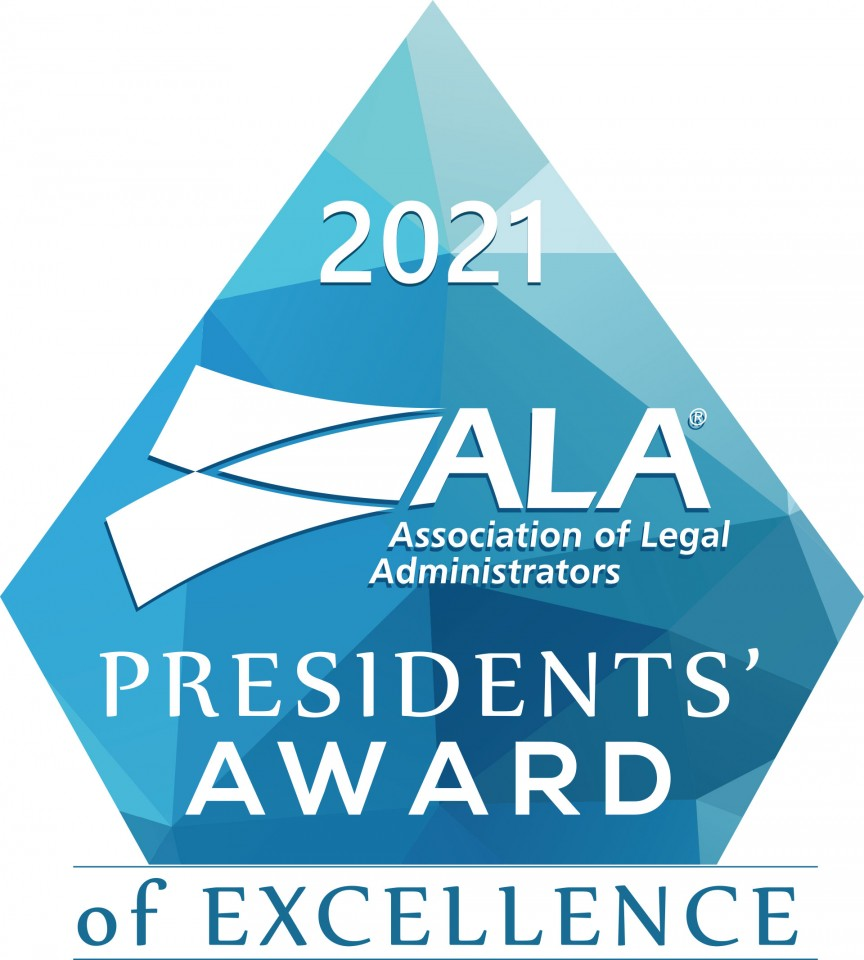 2021 Presidents Award